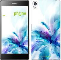 """Чохол на Sony Xperia Z5 Premium квітка """"2265u-345"""""""