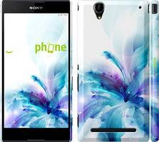 """Чохол на Sony Xperia T2 Ultra Dual D5322 квітка """"2265c-92"""""""