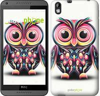 "Чехол на HTC Desire 816 Сова v3 ""2925u-169"""