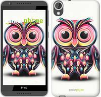 "Чехол на HTC Desire 820 Сова v3 ""2925u-133"""
