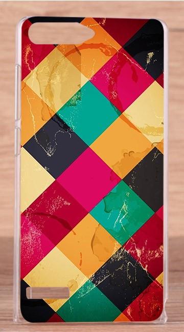 Чехол бампер для Huawei Ascend G6 4G