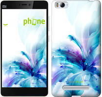 """Чохол на Xiaomi Mi4 квітка """"2265u-163"""""""