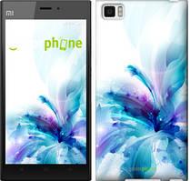 """Чохол на Xiaomi Mi3 квітка """"2265u-170"""""""