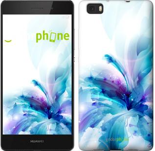 """Чехол на Huawei P8 Max цветок """"2265u-371"""""""