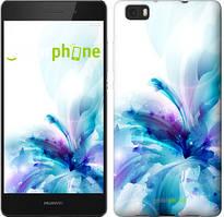 """Чохол на Huawei Ascend P8 Lite квітка """"2265u-126"""""""