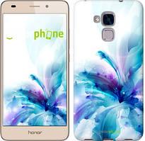 """Чохол на Huawei Honor 5C квітка """"2265u-356"""""""