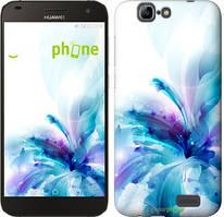 """Чохол на Huawei Ascend G7 квітка """"2265u-147"""""""