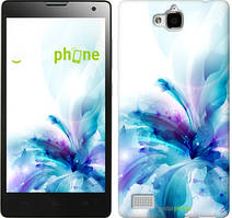 "Чохол на Huawei Y6 Pro квітка ""2265u-355"""