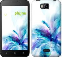 """Чехол на Huawei Ascend Y5C цветок """"2265u-146"""""""