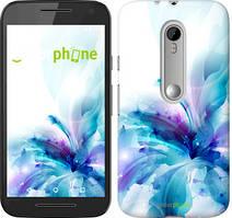 "Чохол на Motorola Moto G3 квітка ""2265u-318"""