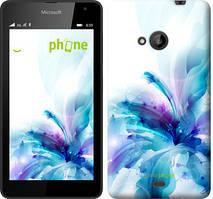 """Чохол на Microsoft Lumia 640 квітка """"2265c-273"""""""