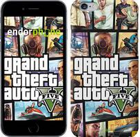 "Чохол на iPhone 6 GTA 5. Collage ""630c-45"""