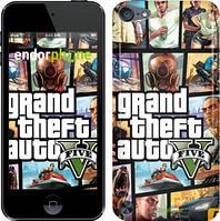 "Чохол на iPod Touch 6 GTA 5. Collage ""630c-387"""
