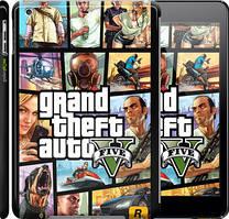 "Чехол на iPad 5 (Air) GTA 5. Collage ""630c-26"""