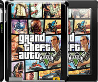 "Чехол на iPad Pro 9.7 GTA 5. Collage ""630u-363"""