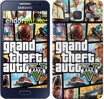 "Чохол на Samsung Galaxy A3 A300H GTA 5. Collage ""630c-72"""