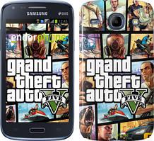 "Чохол на Samsung Galaxy Core i8262 GTA 5. Collage ""630c-88"""