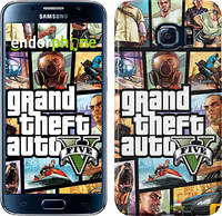 "Чехол на Samsung Galaxy Note 5 N920C GTA 5. Collage ""630u-127"""