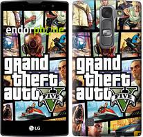 "Чохол на LG G4s H734 GTA 5. Collage ""630c-389"""