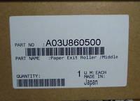 Ролик вывода бумаги  Konica Minolta Bizhub PRO C5500 C5501 C6500 A03U860500