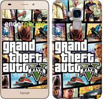 """Чохол на Huawei Honor 5C GTA 5. Collage """"630u-356"""""""