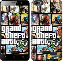 """Чохол на Huawei Honor 4C GTA 5. Collage """"630u-183"""""""