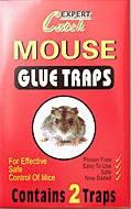 Липкая ловушка для для мышей 2 шт.