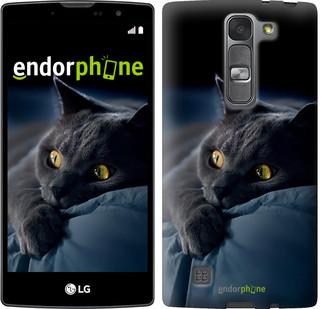 """Чехол на LG G4s H734 Дымчатый кот """"825c-389"""""""