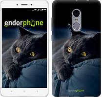 "Чохол на Xiaomi Redmi Note 4 Димчастий кіт ""825c-352"""