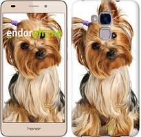"Чохол на Huawei Honor 5C Йоркширський тер'єр з хвостиком ""930u-356"""