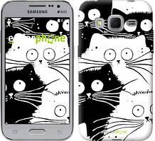 """Чохол на Samsung Galaxy J1 Mini J105H Коти v2 """"3565c-258"""""""