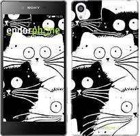 "Чохол на Sony Xperia Z5 Premium Коти v2 ""3565u-345"""