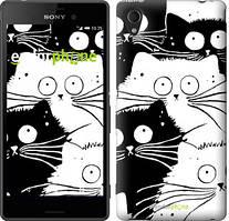 """Чохол на Sony Xperia C4 Коти v2 """"3565u-295"""""""