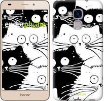 """Чохол на Huawei Honor 5C Коти v2 """"3565u-356"""""""
