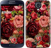 """Чохол на Samsung Galaxy S4 i9500 Квітучі троянди """"2701c-13"""""""