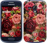"Чехол на Samsung Galaxy S3 mini Цветущие розы ""2701c-31"""