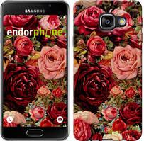 """Чохол на Samsung Galaxy A3 (2016) A310F Квітучі троянди """"2701c-159"""""""