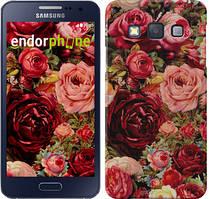 """Чохол на Samsung Galaxy A3 A300H Квітучі троянди """"2701c-72"""""""