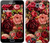"""Чехол на Samsung Galaxy Note i9220 Цветущие розы """"2701u-316"""""""