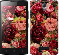 """Чехол на Lenovo A2010 Цветущие розы """"2701c-216"""""""