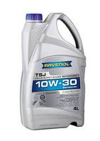 Автомобильное моторное масло RAVENOL TSJ SAE 10W-30 (4L)