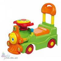 Игрушка для катания Паровозик Loco Train Chicco 05480.00
