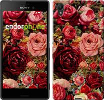 """Чохол на Sony Xperia XA Квітучі троянди """"2701c-399"""""""
