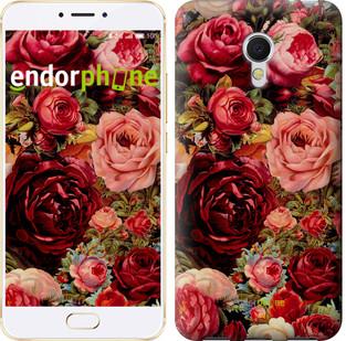 "Чохол на Meizu MX6 Квітучі троянди ""2701u-259"""