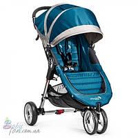 Прогулочная коляска Baby Jogger City Mini Teal/Gray