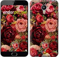 "Чохол на Meizu M2 Note Квітучі троянди ""2701c-94"""