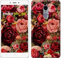 """Чохол на Xiaomi Redmi Note 4 Квітучі троянди """"2701c-352"""""""