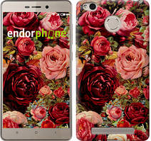 """Чехол на Xiaomi Redmi 3s Цветущие розы """"2701c-357"""""""