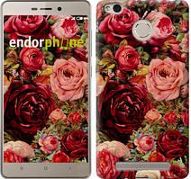 """Чохол на Xiaomi Redmi 3 Pro Квітучі троянди """"2701c-341"""""""