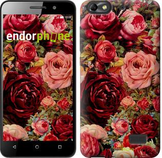 """Чохол на Huawei Honor 4C Квітучі троянди """"2701u-183"""""""